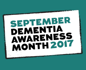 Dementia Awareness Month – September